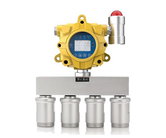 固定式四合一硫化氢气体探测器K-G60-S4-H2S