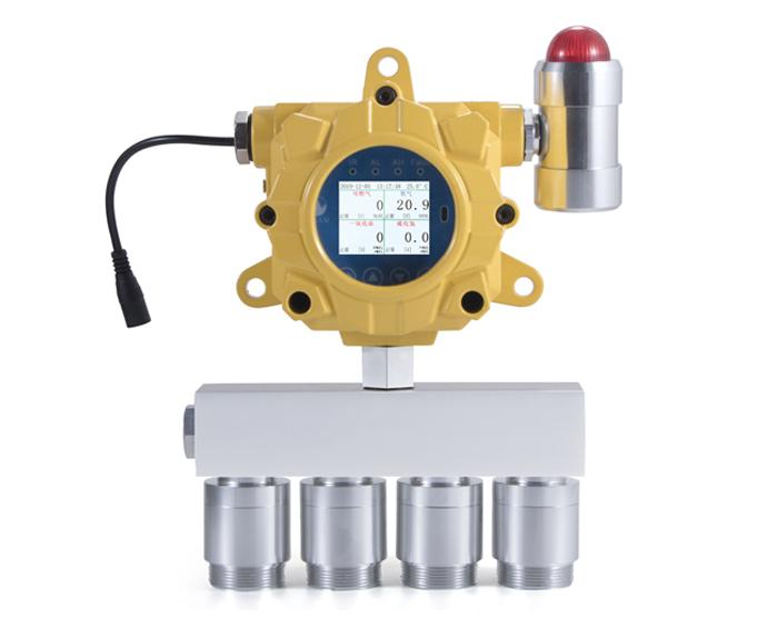 固定式四合一气体探测器K-G60-S4-二甲苯/甲苯